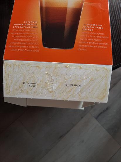 distributeur de capsules de café : univers emylila