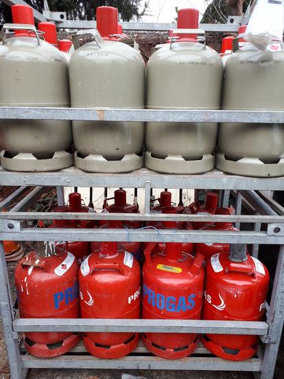 11 kg Vollpfandflaschen (rot)