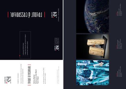Céline Bettel, Exposition Art Capital 2020, Grand Palais, Paris