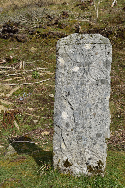 Pictish stone, Raasay