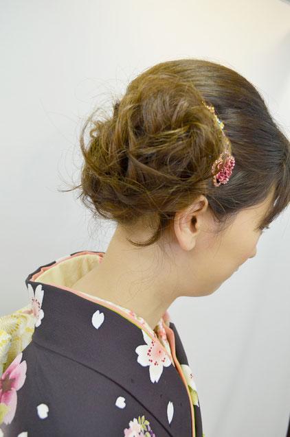 着物での結婚式参列はとっても相手に喜ばれる行為☆横浜美容室ユメユイ