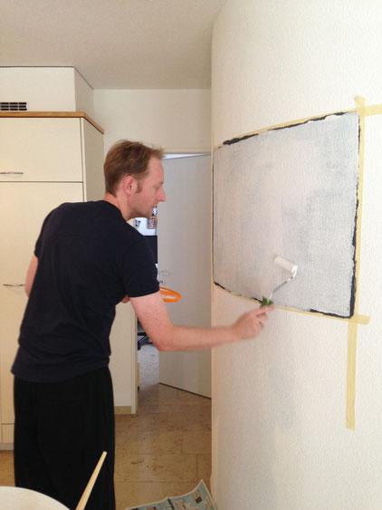 projekt magnetwand prinzessin pummelfee. Black Bedroom Furniture Sets. Home Design Ideas