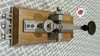 Hasler 3 terminal telepraph key