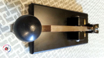 Finnish telegraph key XBX-102