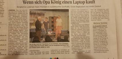 Neue Deister Zeitung 30.10.2019