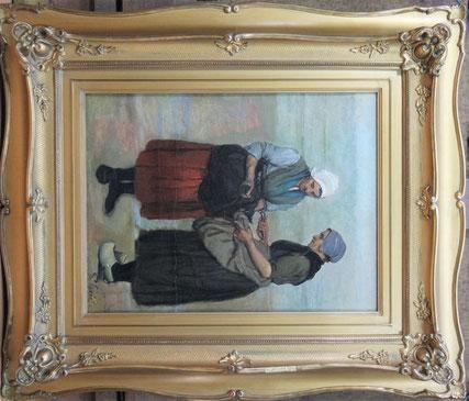 te_koop_aangeboden_een_schilderij_van_philip_sadee_1837-1904_haagse_school