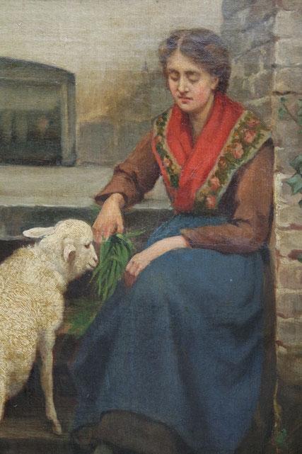 te_koop_aangeboden_een_schilderij_van_de_franse_kunstschilder_maurice_paulin_1900-1986