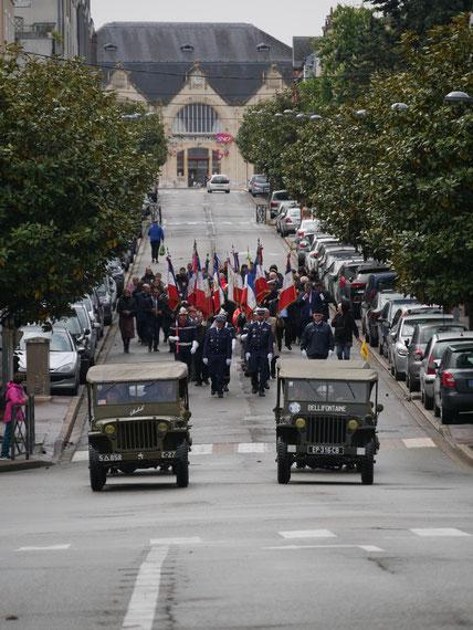 74ème anniversaire de la Victoire du 8 Mai 1945 à DREUX