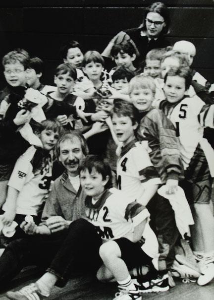 F-Jugend Meister 1995