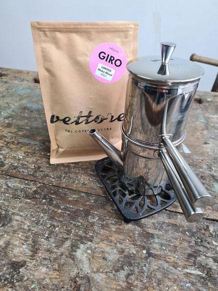Neapolitanischer Kaffeekocher