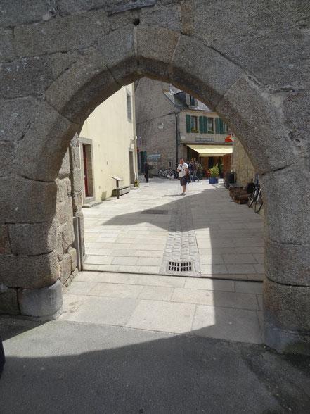 Bild: Ville close Concarneau