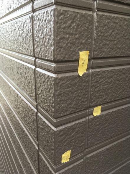 外壁サイディングの傷補修、お家のキズ補修・住宅建材リペア なら箕面市のイエリペア!フローリングのキズや床のシミ補修、アルミサッシ、樹脂サッシ、アルミてすり、門扉、玄関ドア、石材、タイル、人工大理石、外壁、サイディング、コンクリート、ステンレス、木製建具などのキズ補修を安心価格でご提供【大阪・箕面・豊中・吹田・兵庫・西宮・川西・宝塚・北摂】家リペア、リペア