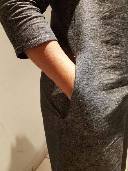 robe scarlett_les lubies de cadia_danse des aiguilles