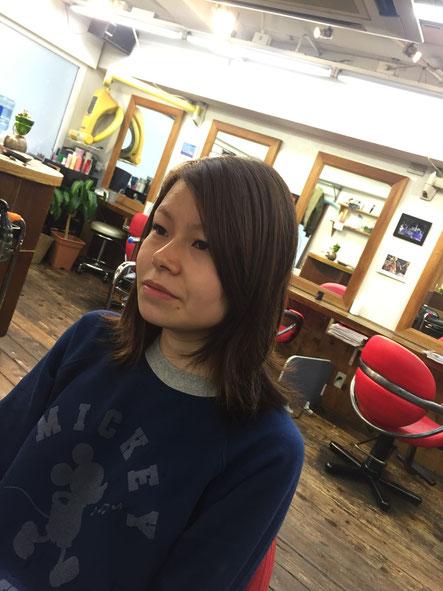 横浜・日吉・菊名・美容室☆女性の笑顔を作る専門家☆美容家 奥条勇紀 上野樹里ヘアー