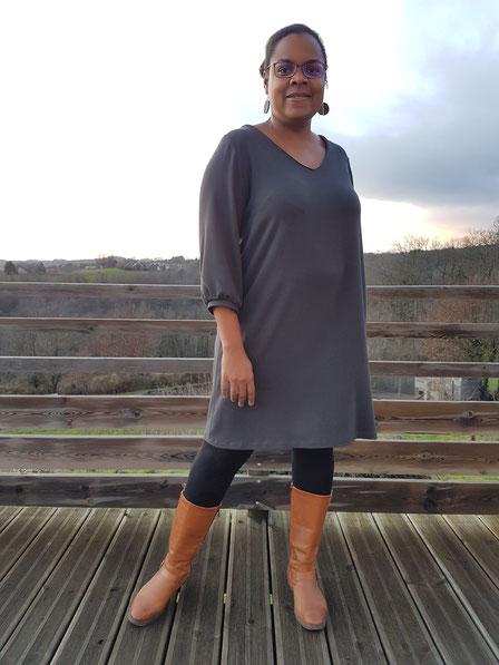 robe éléna, les lubies de cadia par danse des aiguilles