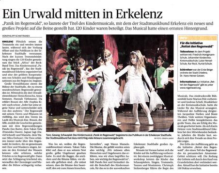 Rheinische Post vom 17. Februar 2016