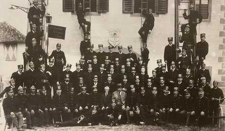 Foto di squadra dell'anno 1922