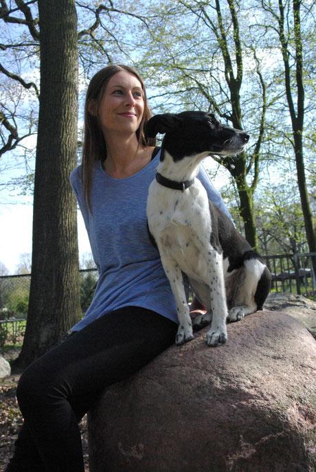 Janina Rose, Janina Hoch 2, Hundetrainerin Hamburg