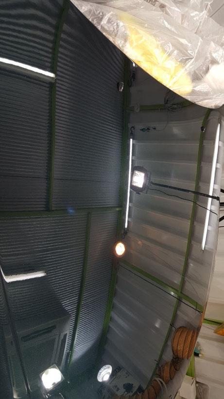 30ソアラのボンネットの傷除去 塗装の白ボケ改善 濃色車の磨き・コーティング