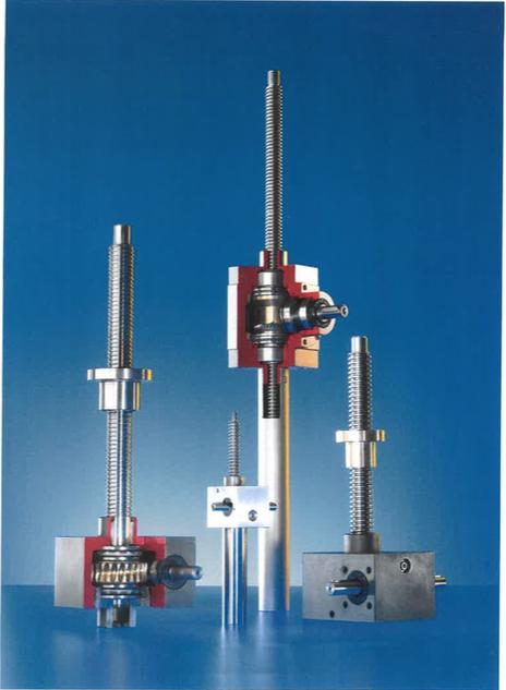 ANT - Spindelhubgetriebe mit bis zu 10 t (100 kN) Hubkraft