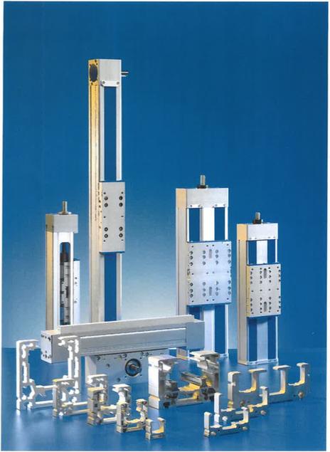 ANT - Lineareinheiten mit über 130 Ausführungs- und Größenvarianten