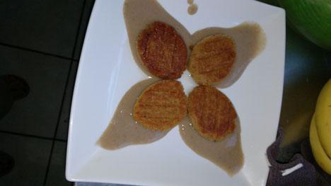 Apfelzimtküchlein
