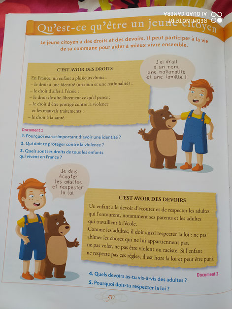 Instruction civique et morale 3