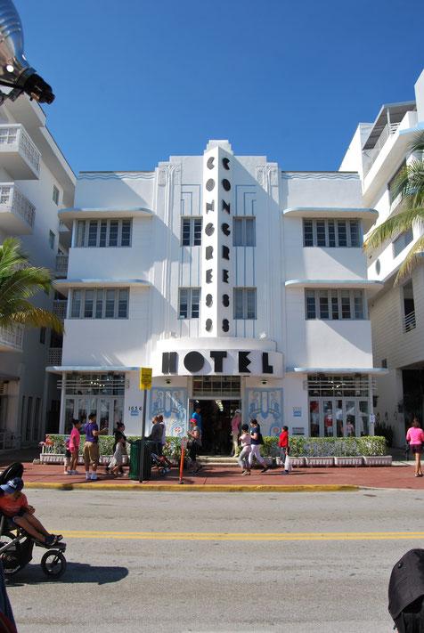 Art Deco Congress Hotel Miami Beach Photography By Heidi Mergl Architect