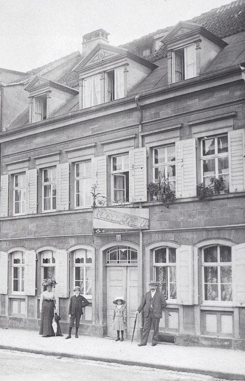 Am Zeughaus 7 - Christian Kämpf - seit 1880