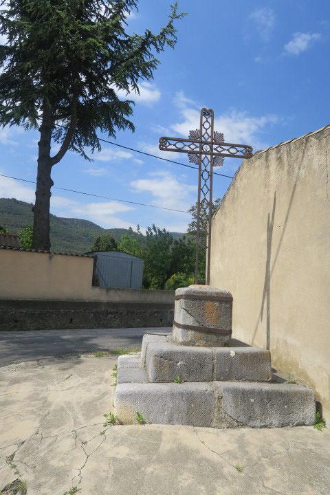croix avenue de l'Ermitage