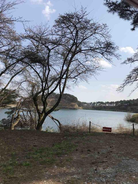 須賀川市 藤沼湖自然公園