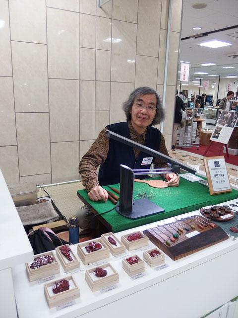 小田急百貨店 藤沢店 全国職人展