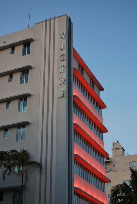 Art Deco Victor Building Miami Beach Photography By Heidi Mergl Architect