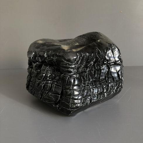 Ceramique - Grès L23 cm X l17 cm X H16 cm