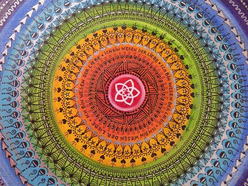 Mandala-Gestaltung: Susanne C. Auinger