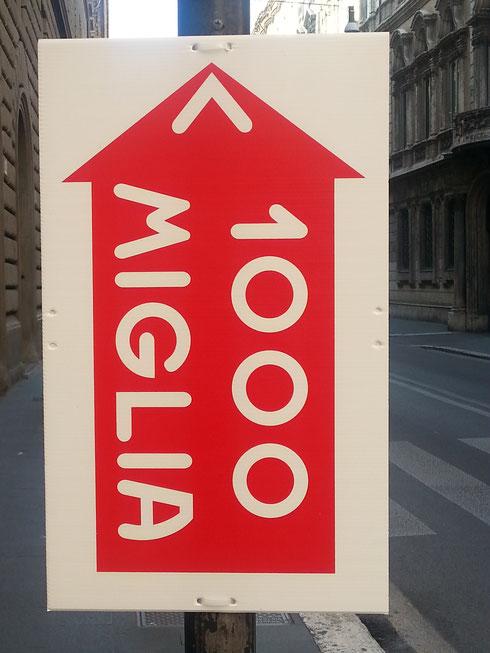 La corsa per eccellenza passa a Roma il 20 e 21 maggio. Brescia-Roma-Brescia, la Mille Miglia percorre (con qualche interruzione) le strade d'Italia dal '27. Pronti a mettere in moto?