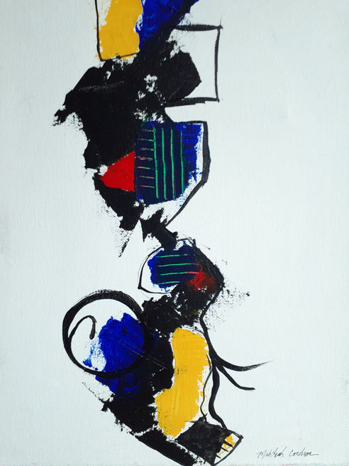 2020| C 2012  - Acrylic on Canvas August 2020 11 x 14 inches | Available