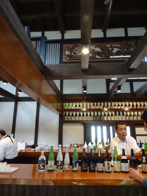 ほまれ酒造 雲嶺庵(うんれいあん)