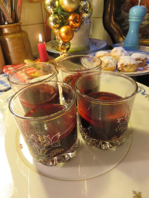 Vin chaud à l'ancienne de la Mère Mitraille - Canal Gourmandises