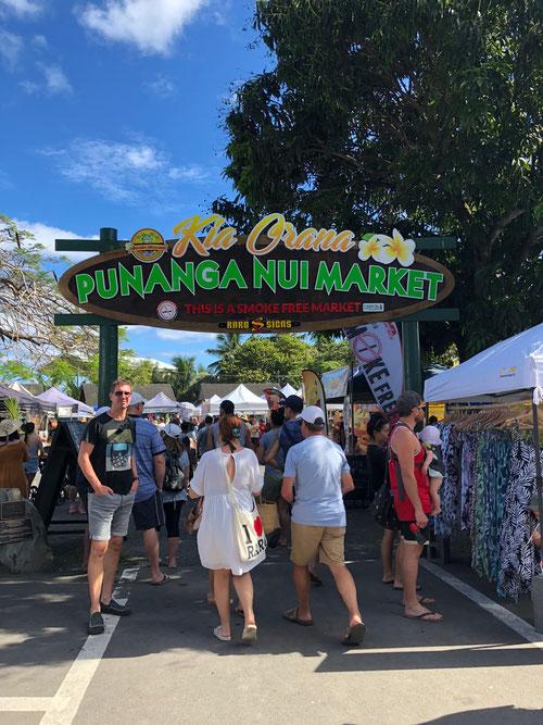 Punanga Nui Market, Rarotonga Market, Things to do Rarotonga,