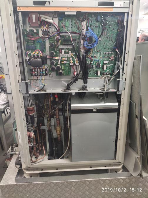 Dépannage pompe a chaleur air air, clim, climatisation B-energie