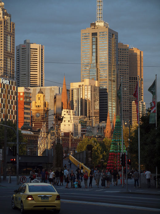 Melbourne, Christmas 2015