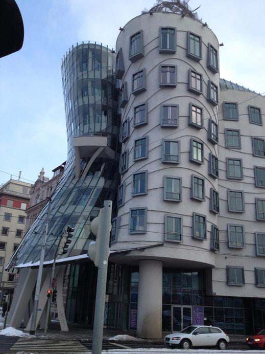 Prag, Tanzendes Haus