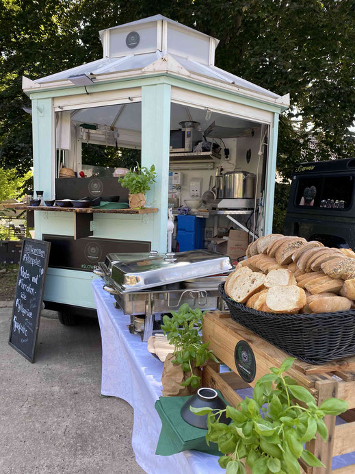 catering treburevents trebur Frühstück trebur Santamaria pastaessen