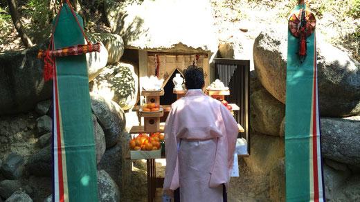 茨木市大織冠神社祭礼