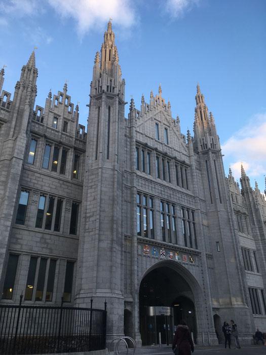Marischal College Aberdeen