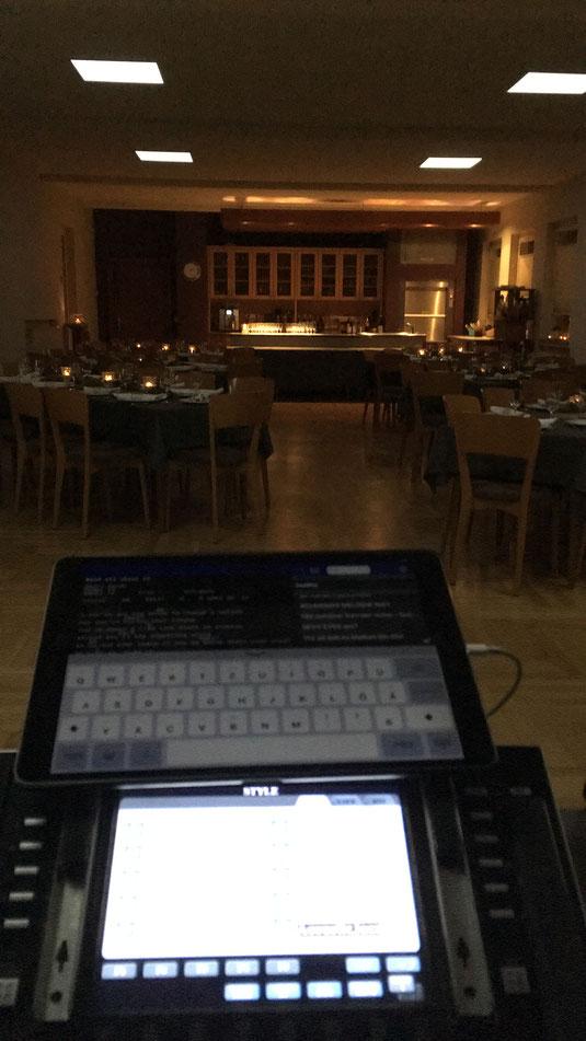 Hochzeitsduo für Abendveranstaltungen