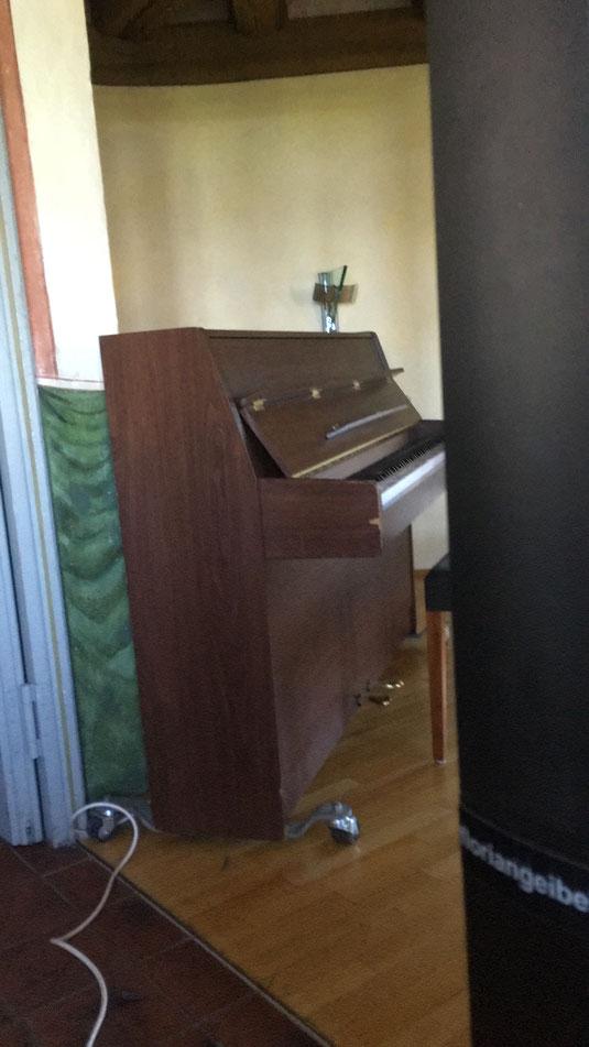 Pianist für Hochzeiten