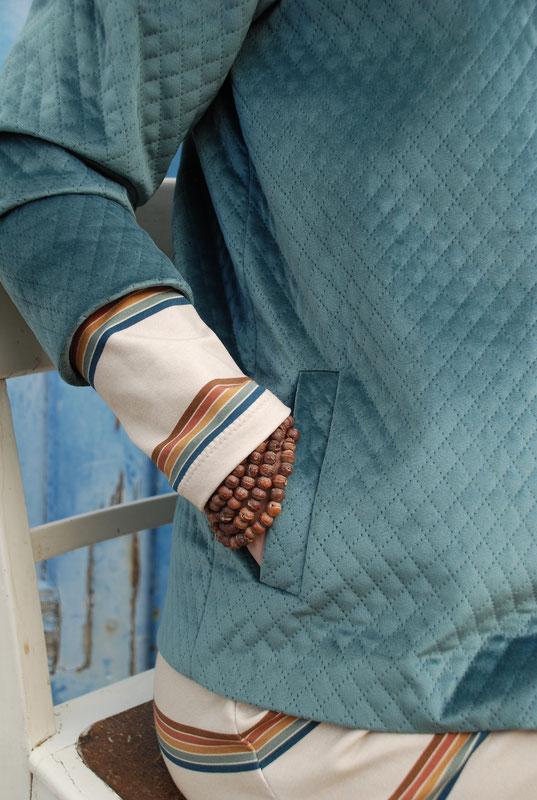 neue Schnittmuster Jacke und Kleid Retrostyle