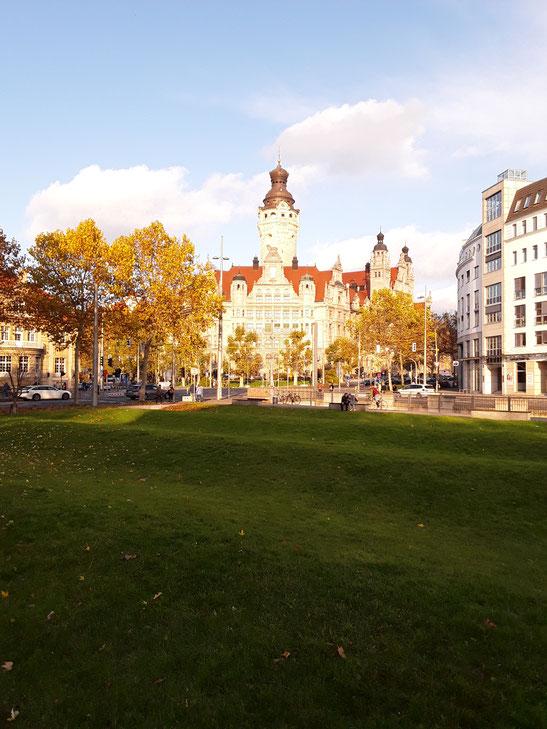 Am Neuen Rathaus